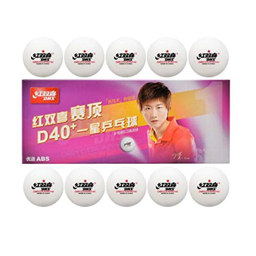 Read About Samuknight Top-of-The-line Competition Training 40mm+, Table Tennis, New Material with St...