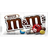 m&m's chocolat blanc - sachet de 42,5 g
