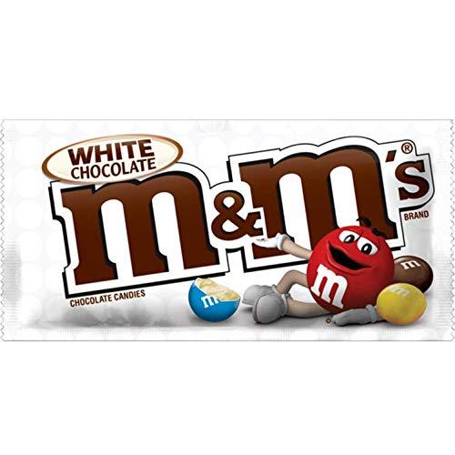 M&M's White Chocolate - Chocolate Branco - Importado dos EUA