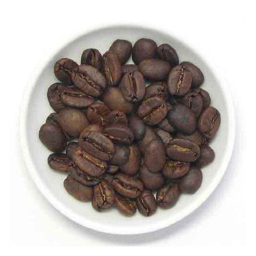 【自家焙煎コーヒー豆】注文後焙煎 スーパーマンデリン 200g (アイス用、中挽き)