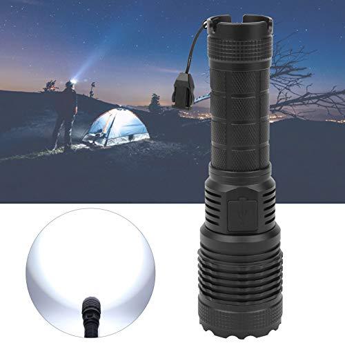 Kleine und tragbare USB-Taschenlampe, geeignet für Outdoor-Camping, Wandern, Bergsteigen, Picknick, für Outdoor-Aktivitäten