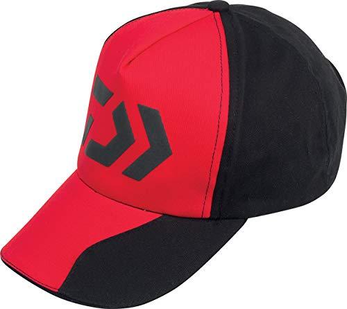 Daiwa - Fishing Cap Black Et Red - CAP14AF