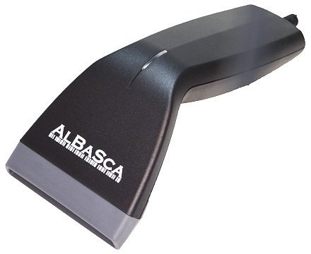 Albasca USB Handscanner CCD-1800 Barcode-Scanner USB