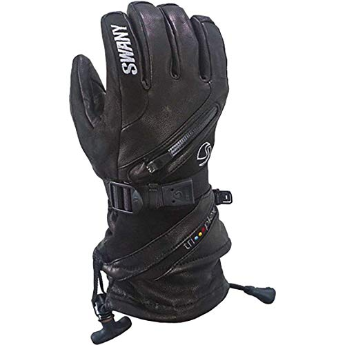 Swany Mens X-Cell Gloves (Black, Large)