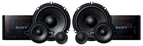 "Sony XS-GS1631C 6.5"" (16-cm) 3-Way Component Speakers"