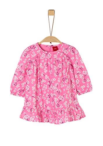 s.Oliver korte jurk voor babymeisjes