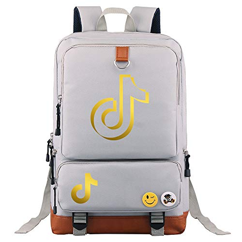 Camping Backpack Unisex Travel Multifunctional Backpack Large Capacity Food Backpack 45cm * 30cm * 15cm White