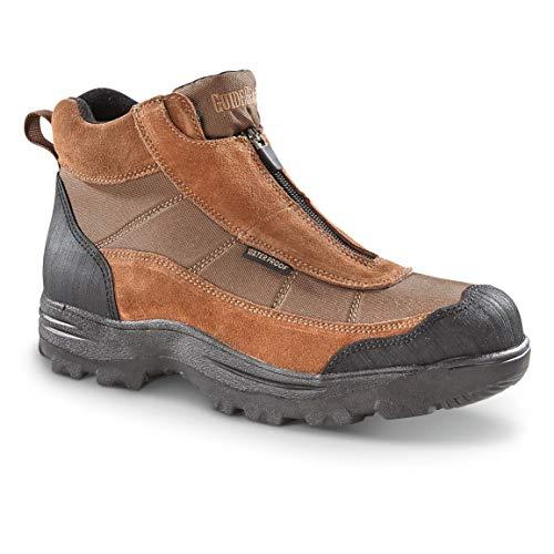 Guide Gear Men's Silvercliff II Insulated Waterproof Boots, 400-gram, Brown, 10.5 2E (Wide)