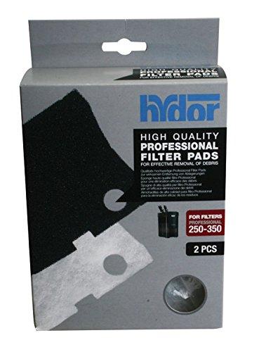Hydor Professional Cartuccia del Filtro di Ricambio Bianco per Modello Filtro Esterno Professionale 250/350