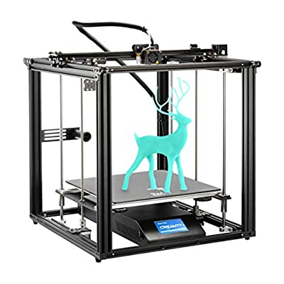 Official Creality Ender 5 Plus 3D Printer with BL Touch Glass Bed 4.3 Inch Touch Screen Large Print Size 350x350x400mm