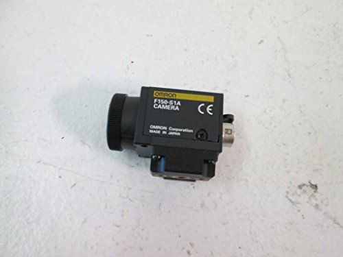Omron F150-S1A CCD Camera Module with Lighting F150-LTC20