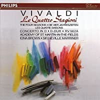 4 Seasons by Vivaldi