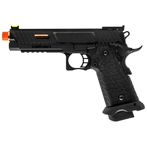 Valkan Airsoft by HICAPA CO2 Blowback Metal Pistol-6 mm