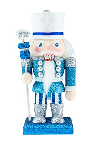 Clever Creations Drummer Nutcracker | Traditional Christmas Decor | Red, Black, Blue...