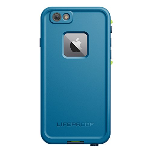 Lifeproof FRĒ SERIES iPhone 6/6s Waterproof Case - Retail Packaging - BANZAI (COWABUNGA/WAVE CRASH/LONGBOARD)