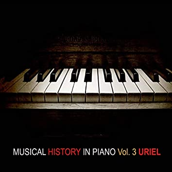 Musical History in Piano, Vol. 3