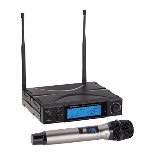 migliori microfoni wireless per cantanti