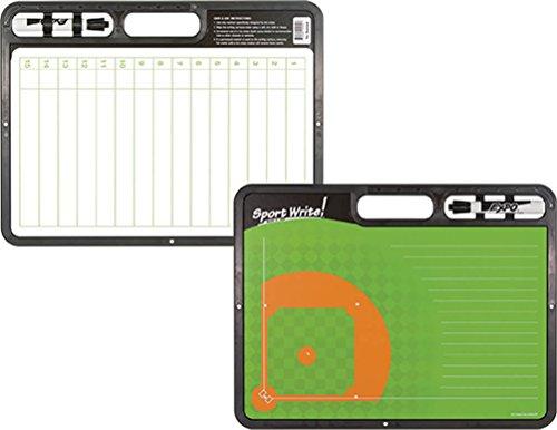 Sport Write Pro Diamond Baseball Coaching Board