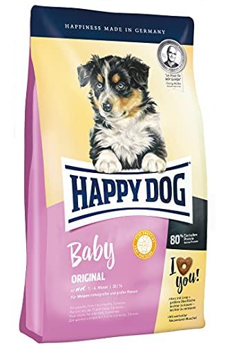 Happy Dog Baby Original Croquette pour Chien 10 kg