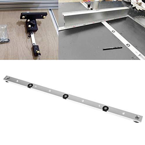 A0127 - Barra de inglete de 450 mm, de aleación de aluminio, para ...