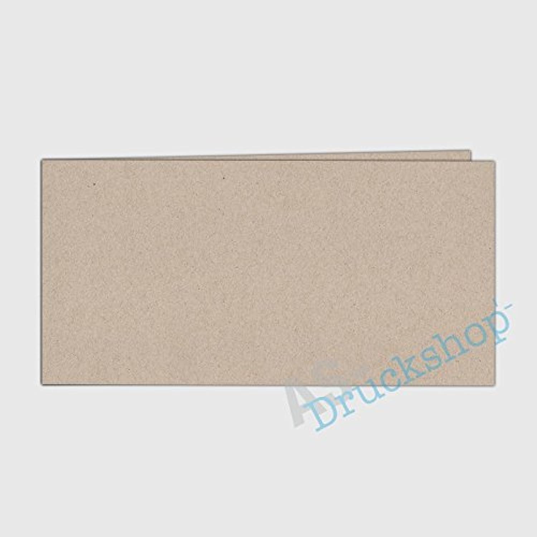 Faltkarte   Doppelkarte DIN-Lang - Grünline    Desert - Querformat - 50 Stück B01NAULJ7D     Erste Qualität  197bce