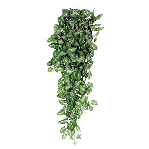 MICA Decorations Kunstblumen-und Pflanzen, Grün