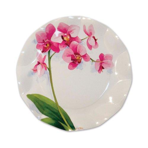 Orchid Large Plates (10/Pkg)