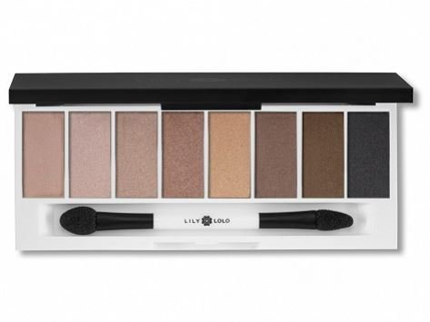 Lily Lolo All-Natural Eye Shadow Palette