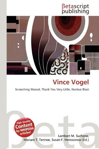 Vince Vogel