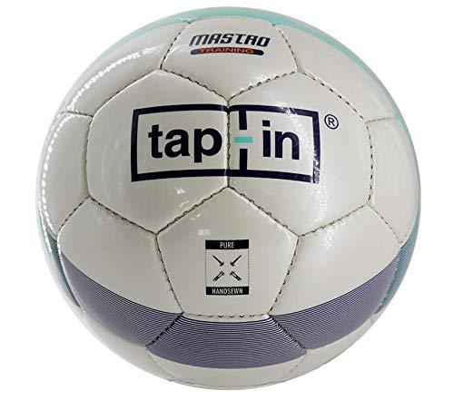 Tap-in Pallone da Calcio Mastro n. 5 - Pallone Allenamento Calcio 32 Pannelli Size 5