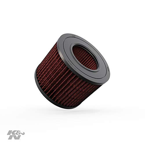 K&N Engine Air Filter: High Performance, Premium, Washable, Replacement Filter: 2011-2018 Audi (A6, A6 Quattro, A7, A7 Quattro) E-2987