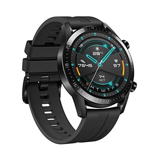 Huawei Watch GT2 Sport - Smartwatch con Caja de 46 Mm (Hasta 2 Semanas de Batería,...