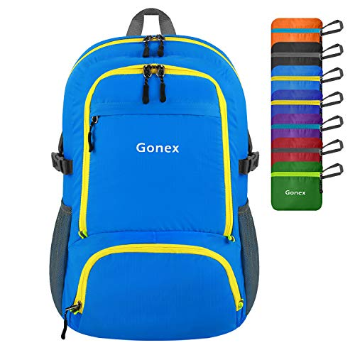 Gonex 30L Lightweight Packable Backpack Handy Travel Daypack