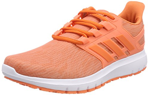 adidas Energy Cloud 2 W, Zapatillas de Running Mujer, Naranja (Orchid Tint S18/trace Orange S18/trace Orange S18 Orchid Tint S18/trace Orange S18/trace Orange S18), 35.5 EU