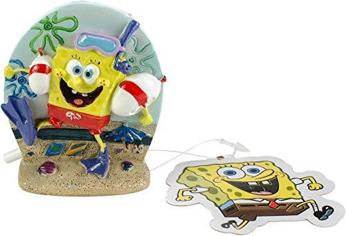 Penn Plax SBAR20 Spongebob Ausströmer Taucher Figur