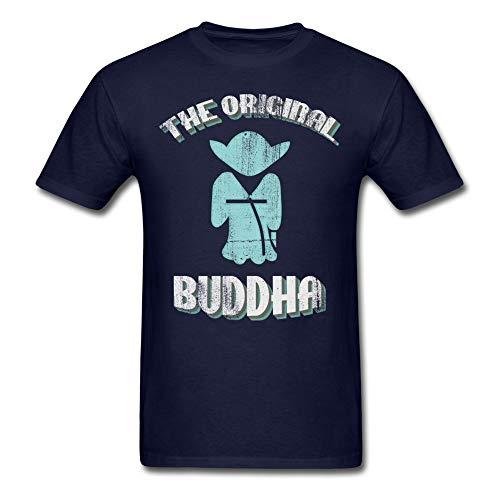 The Original Buddha Yo_da T-Shirt for Men and Women - Great Gift for Valentine's Day, Birthday, Holiday