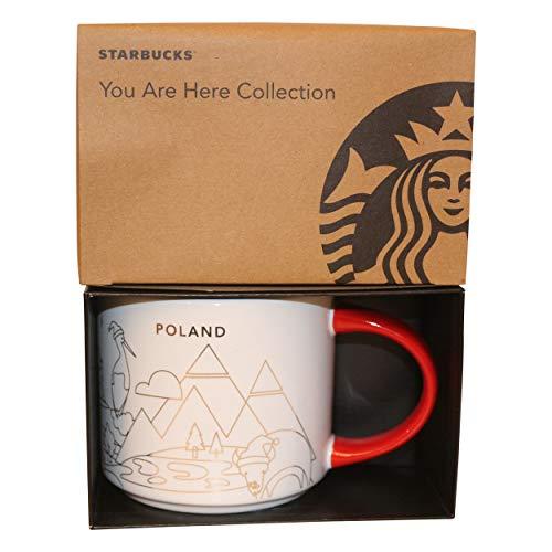 Starbucks City Mug You Are Here Collection Polen Winteredition Kaffeetasse Coffee Cup