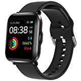 Smartwatch, YONMIG Orologio Fitness Uomo Donna, Smart Watch Touch con...