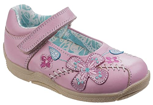 Hush Puppies Fille Millie Chaussure Mary Jane Touch Fermeture Rose 25,5