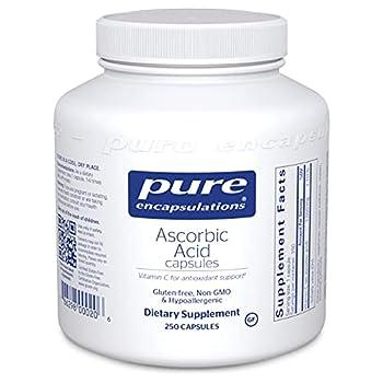vitamin c pure encapsulations