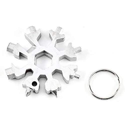 18-en-1 Multi-herramienta Copo nieve Multi-herramienta