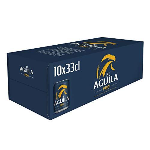 El Aguila Cerveza Especial, Paquete de 10 x 330ml