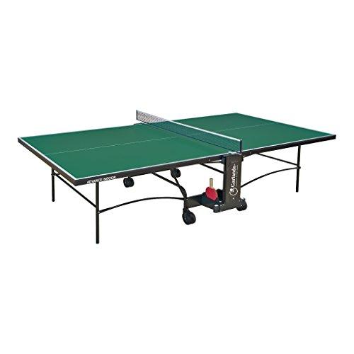 GARLANDO Advance Indor Verde, Tavolo ping pong per interno