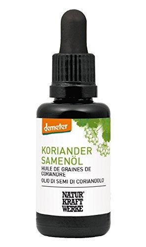 Koriandersamenöl Demeter, 30 ml