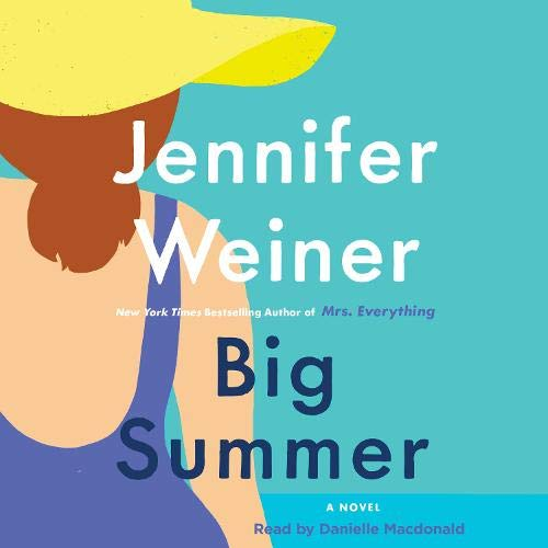 Big Summer cover art