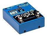 Tonebone Bones Twin-City ABY Guitar Effects Switcher - Blue