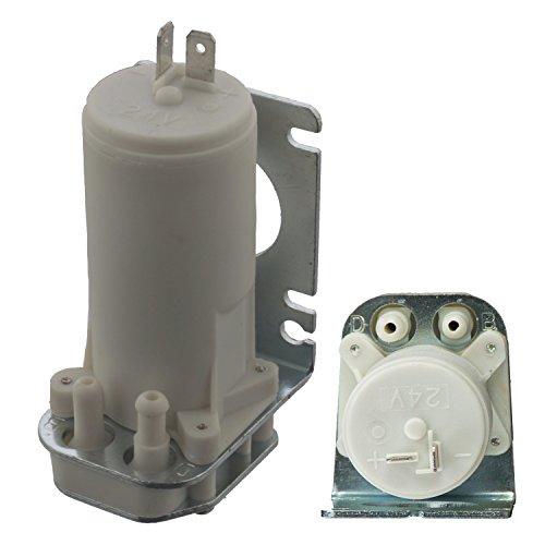 febi bilstein 19314 Waschwasserpumpe für Scheibenreinigungsanlage , 1 Stück