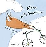 Marta et la bicyclette de Germano Zullo