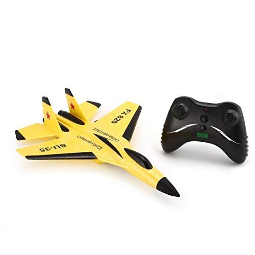 ToGames-IT FX FX-820 2.4G Micro Glider 290mm alare ad Ala Fissa RC Airplane RTF