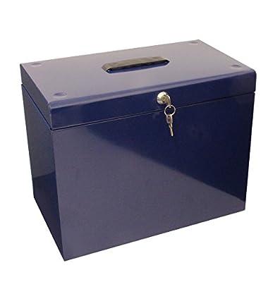 A4 Home File Box & 5 Suspension Files